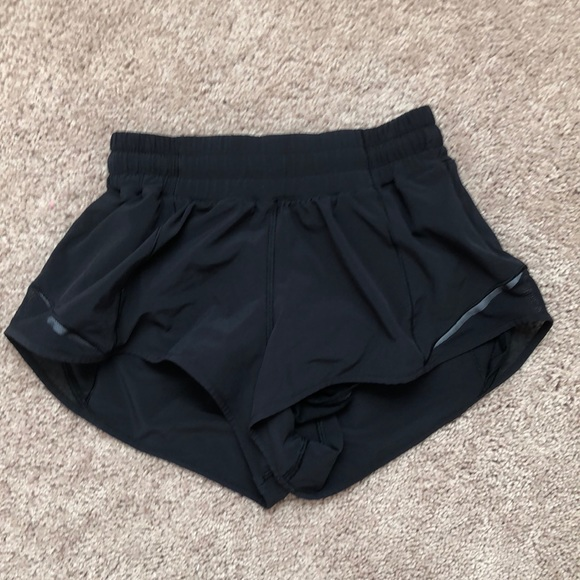 Hotty Hot Shorts 2.5'' Black